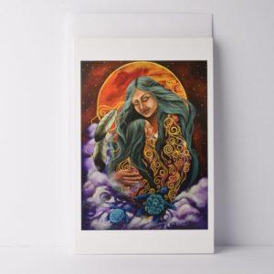 Jackie Traverse Art Card 2