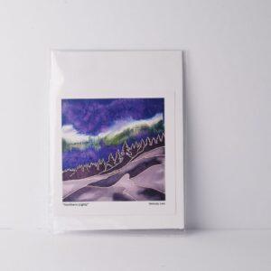 Wendy Lee Cards - Northern Lights